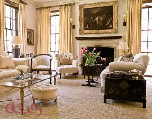 amazing-ways-to-decorate-a-romantic-traditional-living-room-9