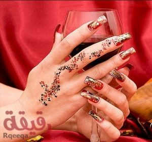Wedding nails for brides