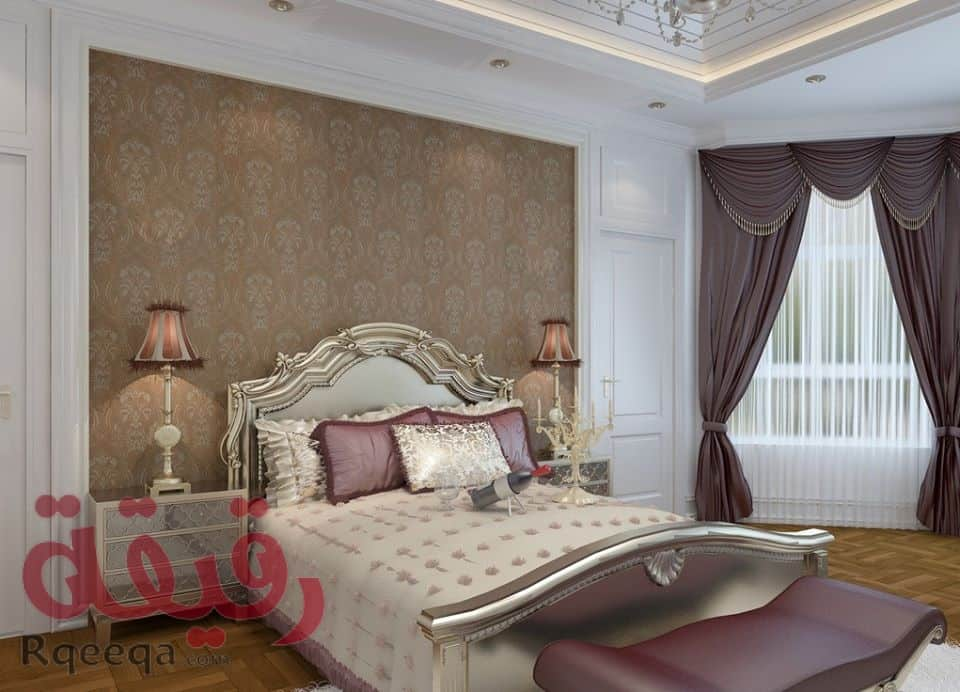 Traditional bedroom design ideas - 43