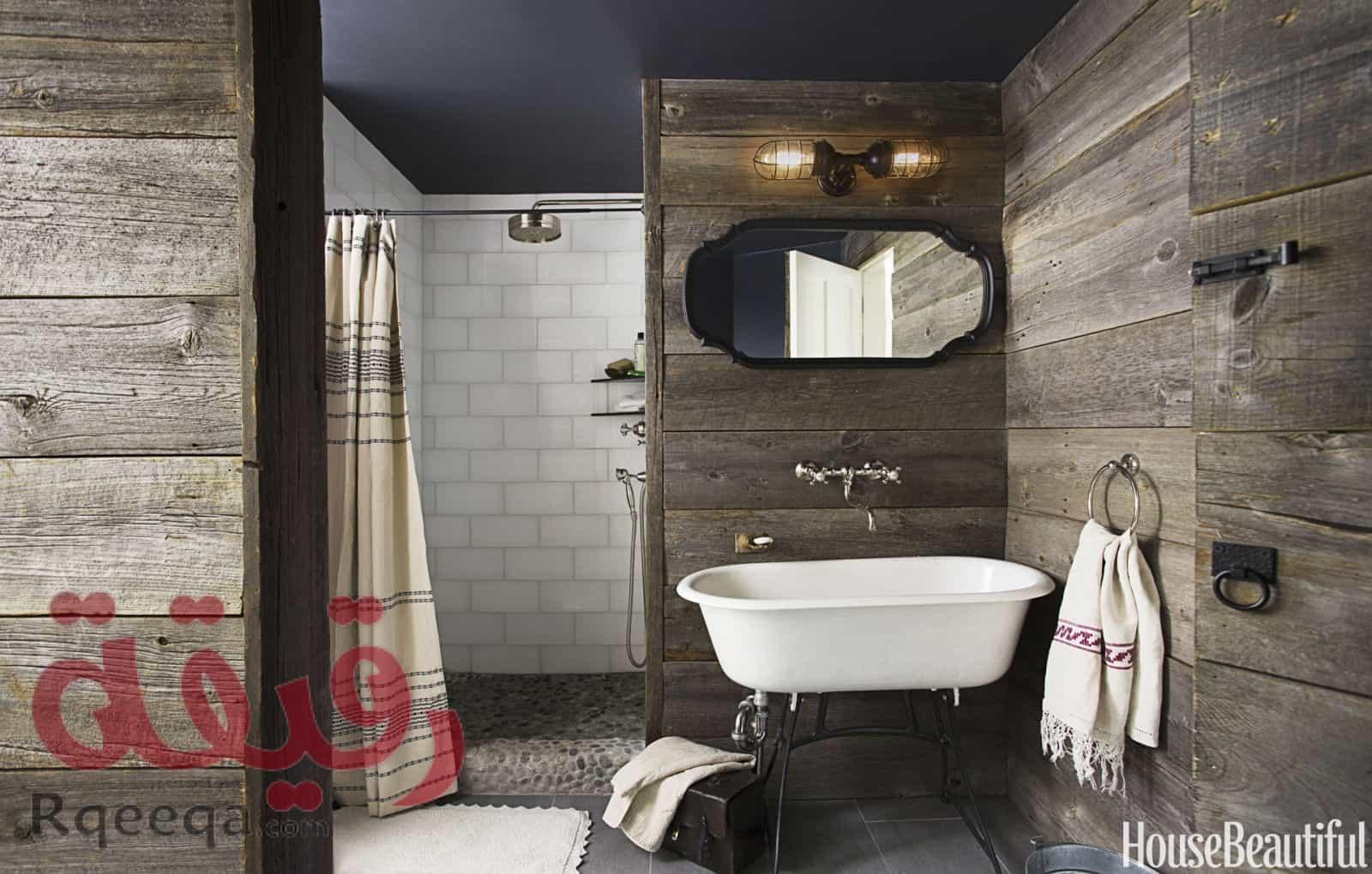 ديكورات حمامات مودرن و صور ديكورات للحمامات الصغيرة و الكبيرة