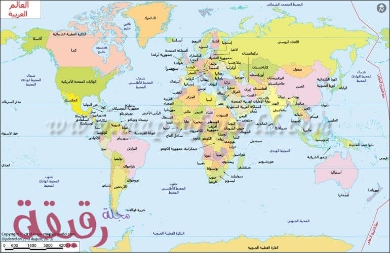 world-map-arabic
