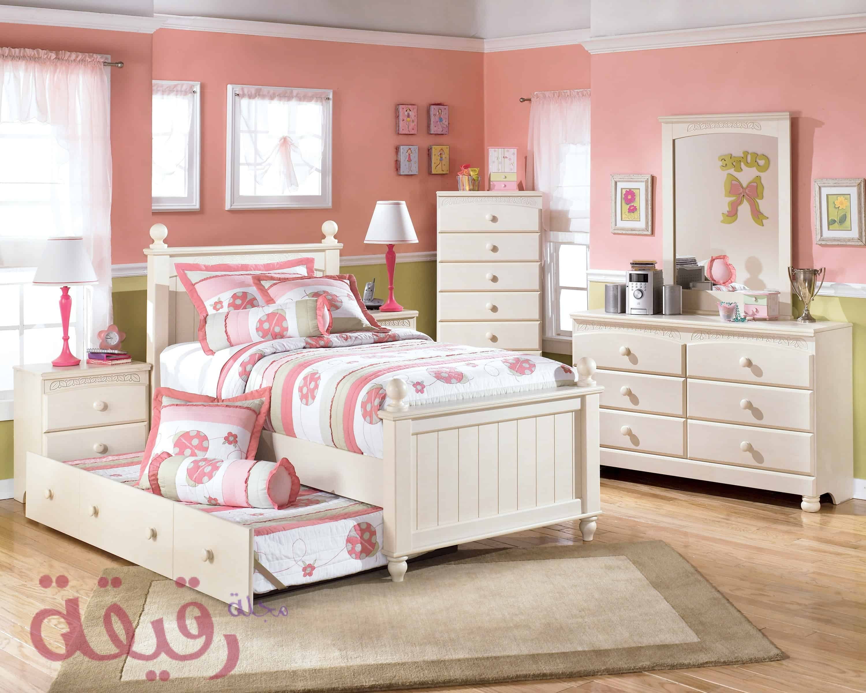 Bedroom Decorating Ideas In Pink