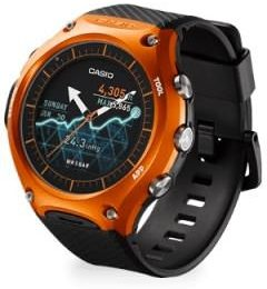 الساعة Casio WSD-F10