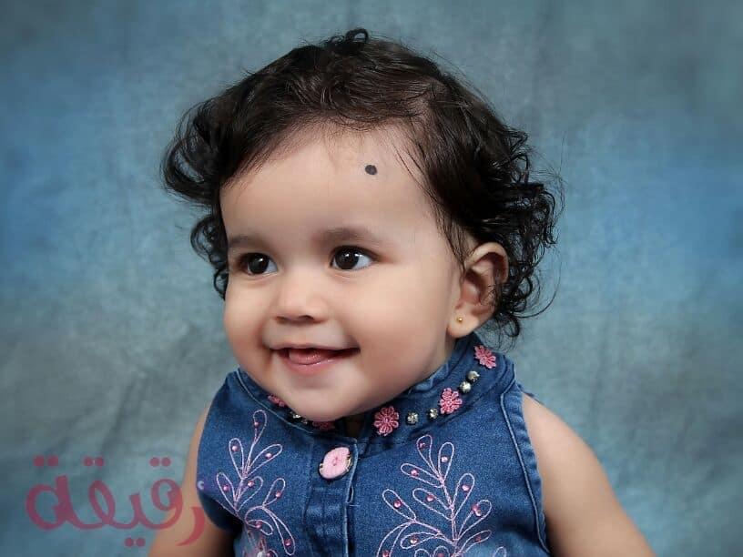 اسباب تساقط الشعر الاطفال السنتين