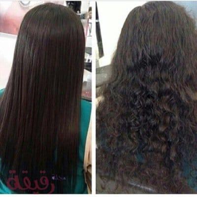 معالج الشعر لتنعيم وإصلاح الشعر التالف ومنع التساقط مجلة رقيقة