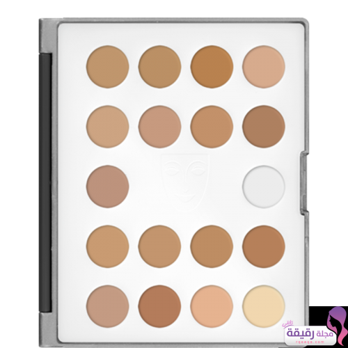 ULTRA FOUNDATION MINI PALETTE 18 COLORS