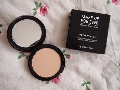 Makeup Forever Pro Finish Multi-Use Powder Foundation