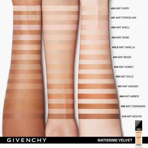 Matissime Givenchy foundation