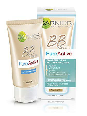 Pure Active Medium moisturizer