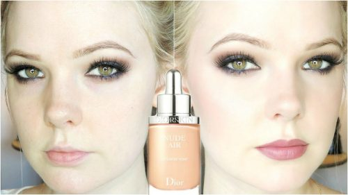 christian dior nude skin foundation
