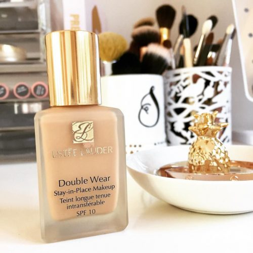 double wear estee lauder foundation