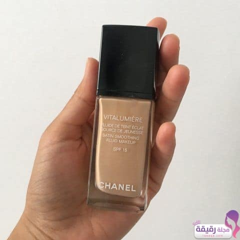 Chanel Vitalumiere Satin Smoothing Fluid Foundation