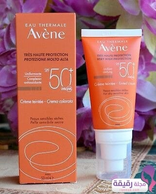 avene Very High Protection Tinted Cream SPF 50