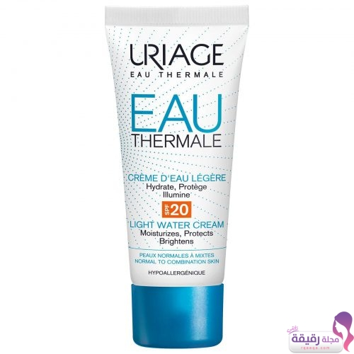 uriage Eau Thermale Light Water Cream SPF 20