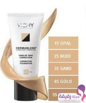 vichy dermablend total body corrective foundation