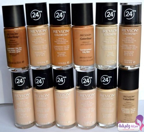 Color stay full makeup for combination oily skin spf 15