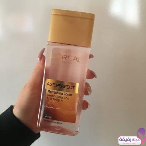 L'OREAL PARIS AGE PERFECT REFRESHING TONER