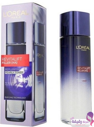 L'OREAL PARIS RevitaLift Filler HA TONER