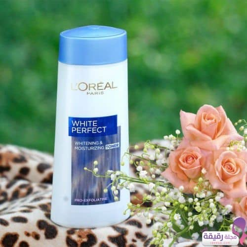 L'Oreal Paris White Perfect Rosy Toner