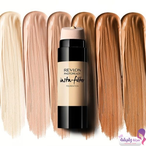 Photoready insta filter foundation