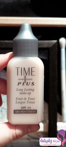 SEVENTEEN Time Plus Foundation