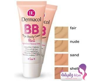 Dermacol BB Magic Beauty Cream Moisturizing Tinting 8in1