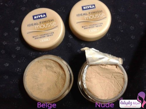 NIVEA Ideal Finish Mousse
