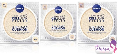 Nivea Hyaluron Cellular Filler 3in1 Pflege Cushion