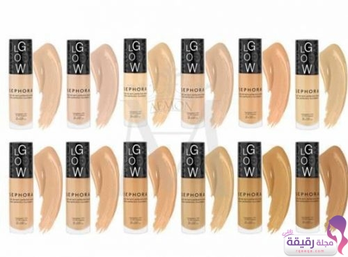glow perfection foundation