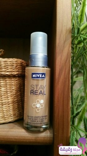nivea Stay Real Foundation