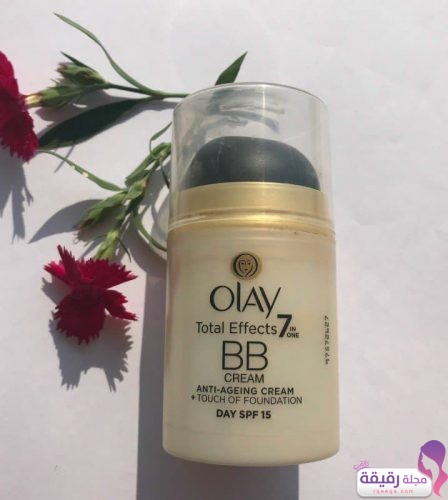Olay Total Effects Touch of Foundation BB Cream SPF 15