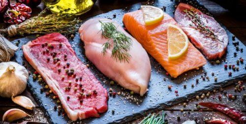 وصفات رجيم البروتين
