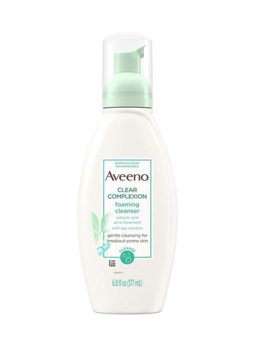 غسول أفينو Aveeno Clear Complexion Foaming Cleanser
