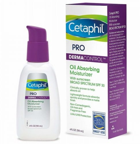 كريم Cetaphil Dermacontrol Facial Moisturizer for Acne-Prone Skin