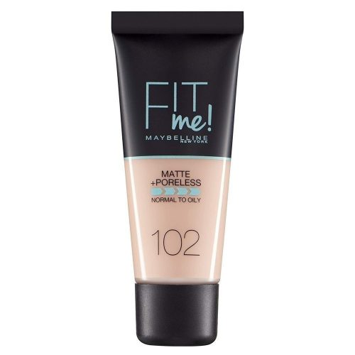 Maybelline Fit Me Matte Poreless Foundation Normal Oily